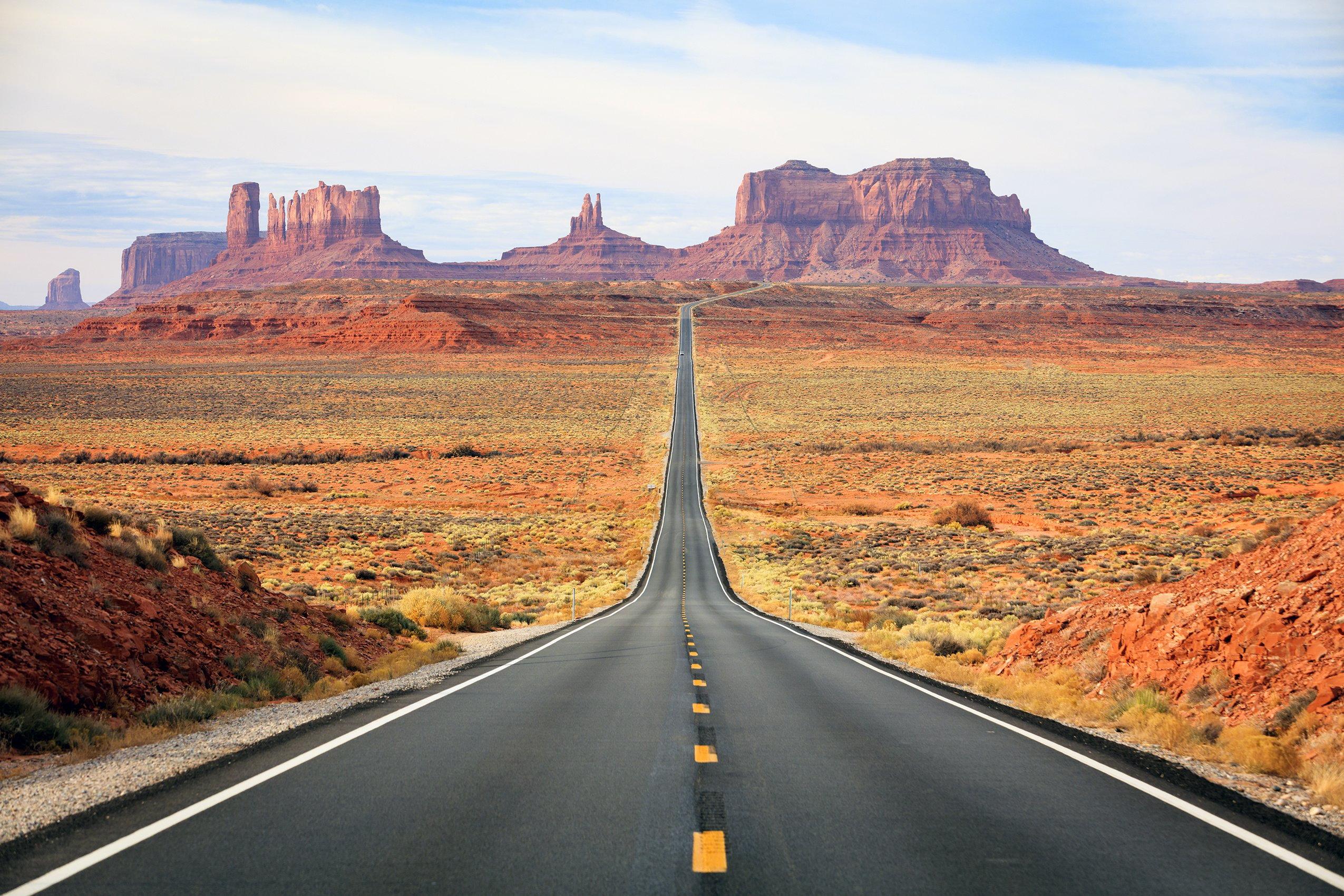 dangerous roads in Utah