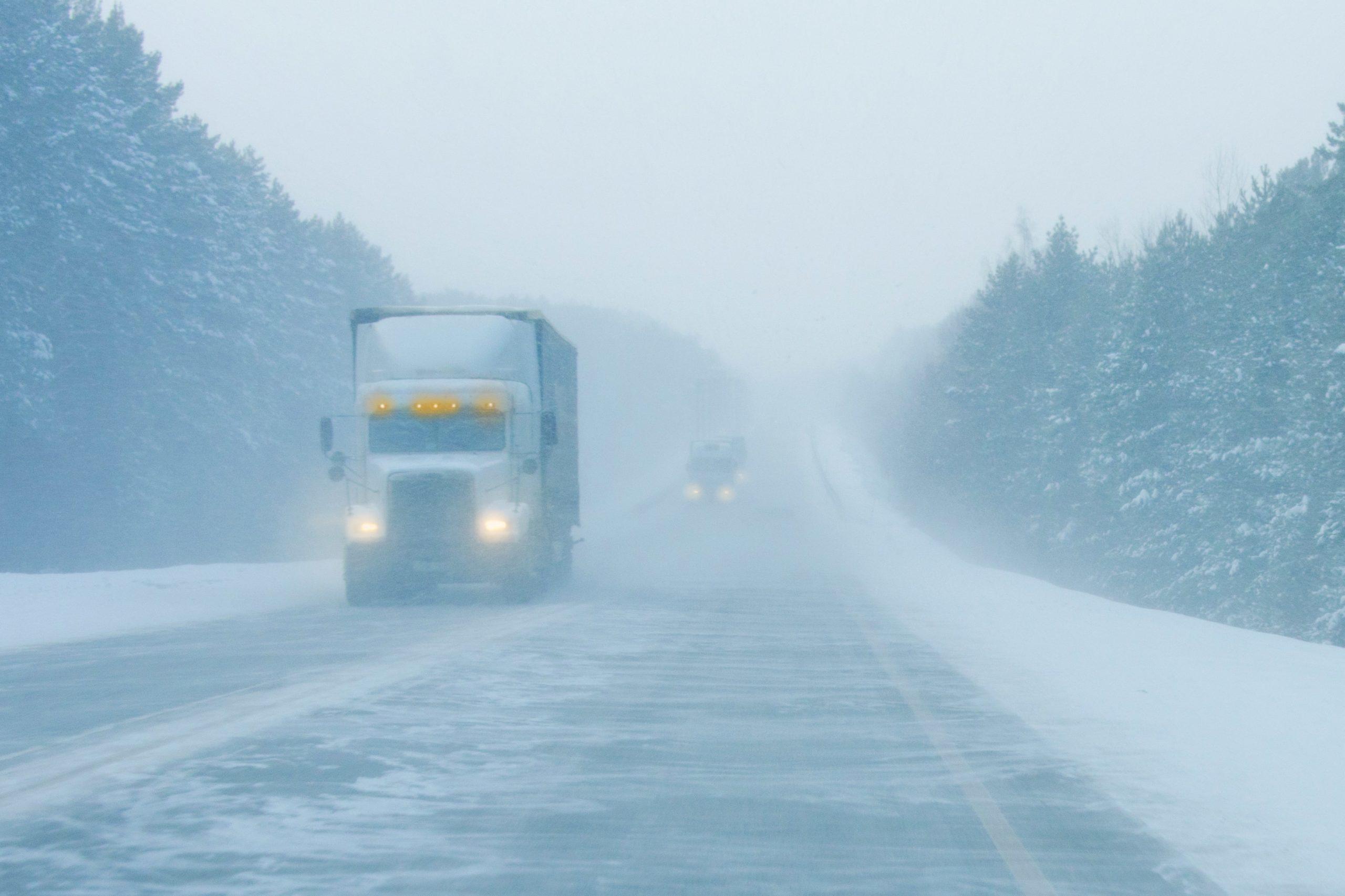 winter driving tips utah