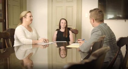 Personal Injury Attorney Helping