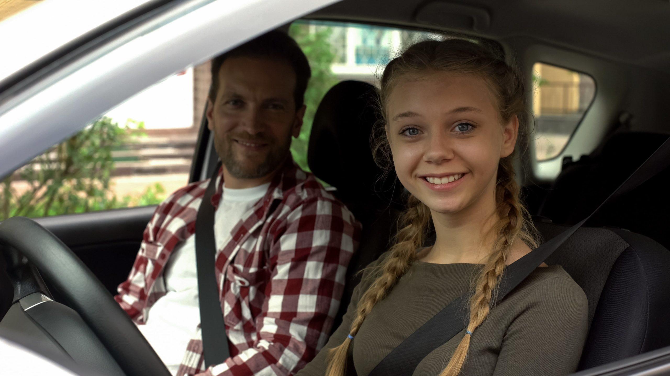 teenage car crash