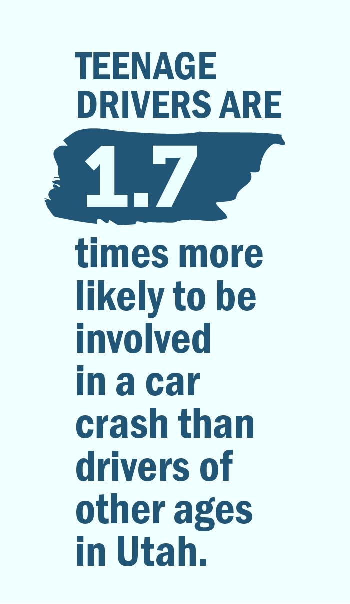 teen drivers utah